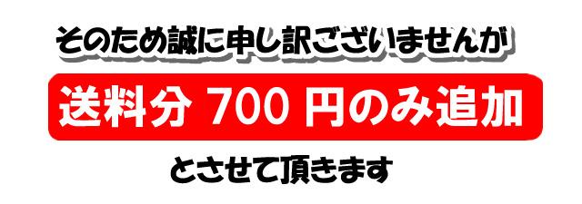 送料500円のみ追加
